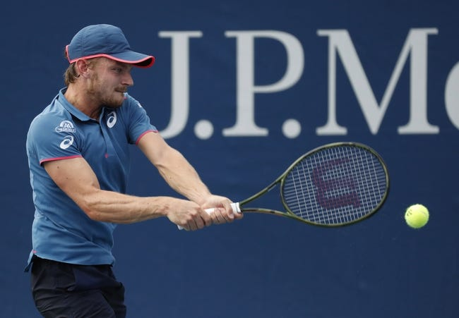 David Goffin vs Jan-Lennard Struff 2018 US Open Tennis Pick, Preview, Odds, Prediction