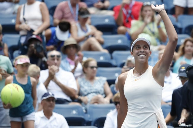 Tennis   Aleksandra Krunic vs. Madison Keys