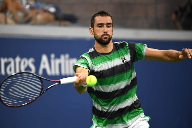 Tennis | Marin Cilic vs. Alex De Minaur