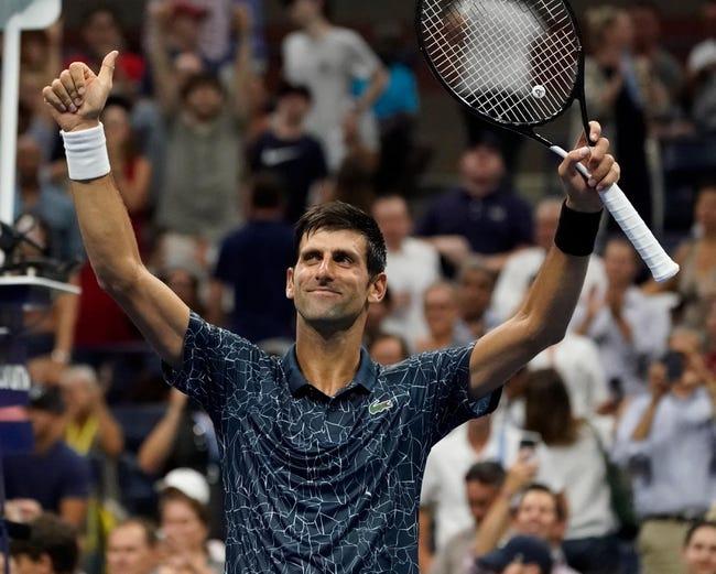 Novak Djokovic vs. Richard Gasquet 2018 US Open Tennis Pick, Preview, Odds, Prediction