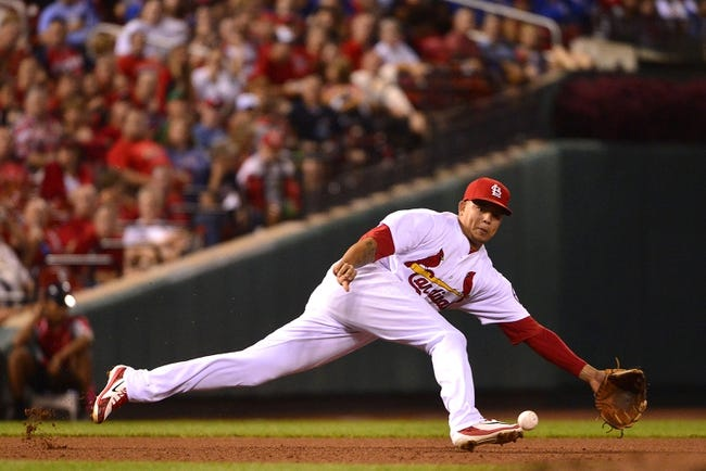 St. Louis Cardinals vs. Pittsburgh Pirates - 9/10/18 MLB Pick, Odds, and Prediction