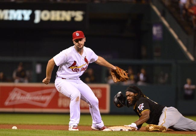 MLB | Pittsburgh Pirates (71-72) at St. Louis Cardinals (80-64)