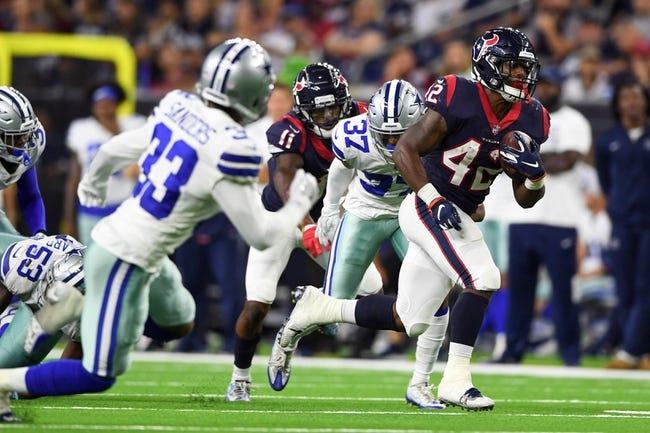 NFL | Dallas Cowboys (2-2) at Houston Texans (1-3)