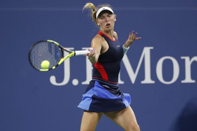 Caroline Wozniacki vs Kateřina Siniaková 2018 China Open Tennis Pick, Preview, Odds, Predictions