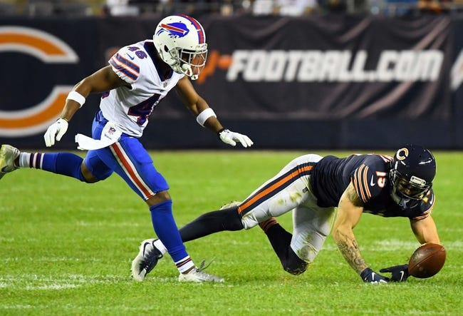 Chicago Bears at Buffalo Bills - 11/4/18 NFL Pick, Odds, and Prediction