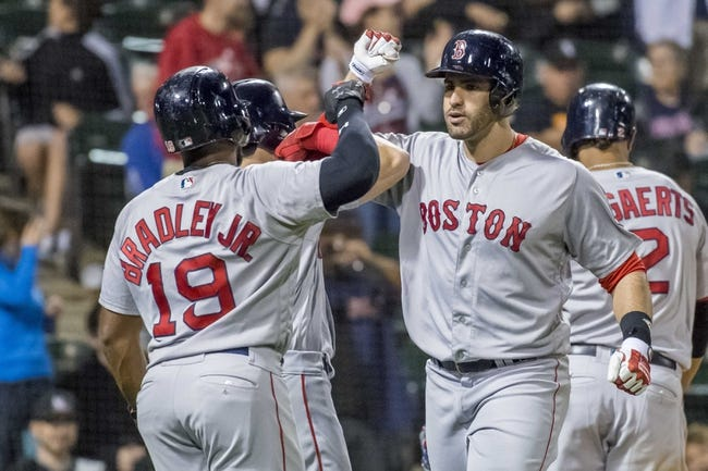 MLB | Boston Red Sox (93-42) at Chicago White Sox (53-81)
