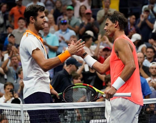 Tennis | Karen Khachanov vs Rafael Nadal