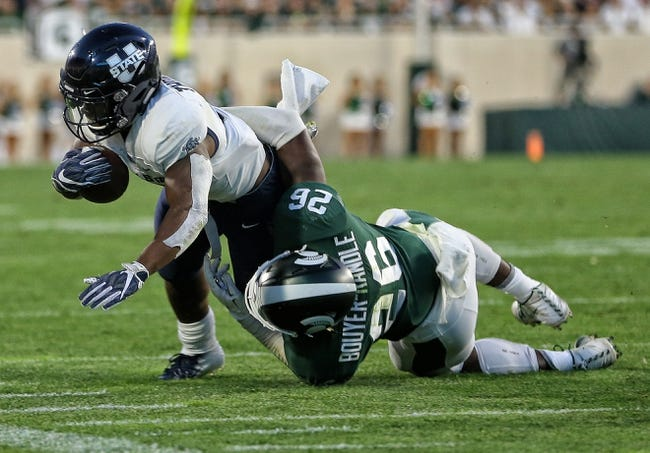 Utah State vs. New Mexico State - 9/8/18 College Football Pick, Odds, and Prediction