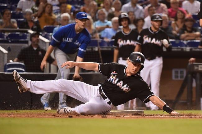 Miami Marlins vs. Toronto Blue Jays - 9/1/18 MLB Pick, Odds, and Prediction