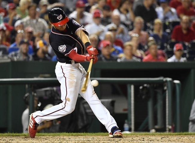 Washington Nationals vs. Milwaukee Brewers - 9/1/18 MLB Pick, Odds, and Prediction