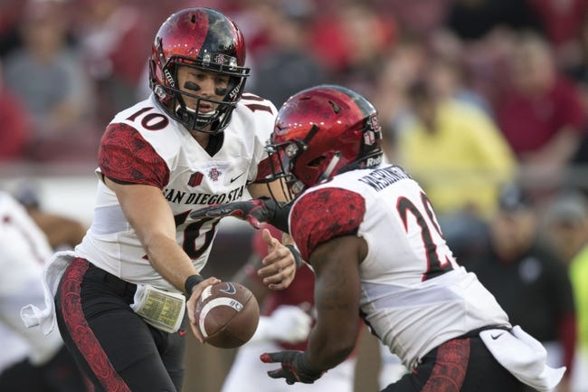 San Diego State vs. Sacramento State - 9/8/18 College Football Pick, Odds, and Prediction