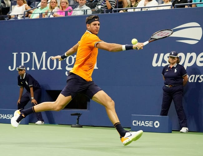 Juan Martin del Potro vs John Isner 2018 US Open Tennis Pick, Preview, Odds, Prediction