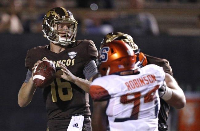 CFB | Western Michigan Broncos (4-2) at Bowling Green Falcons (1-5)