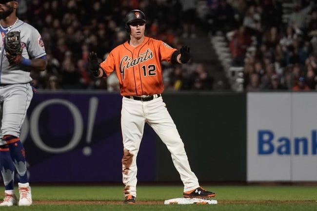 San Francisco Giants vs. New York Mets - 9/1/18 MLB Pick, Odds, and Prediction