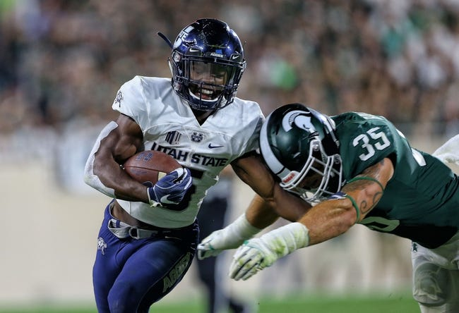 Utah State vs. Tennessee Tech - 9/13/18 College Football Pick, Odds, and Prediction