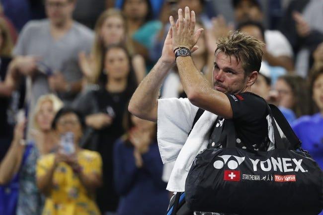 Stan Wawrinka vs Denis Shapovalov 2018 Japan Open Tennis Pick, Preview, Odds, Prediction