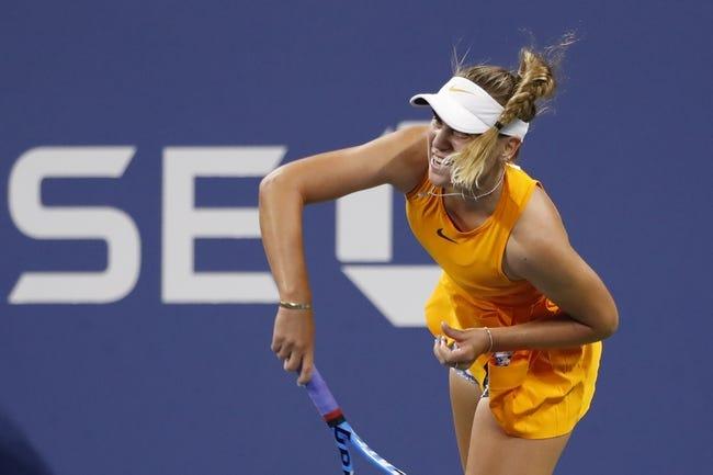 Tennis | Sofia Kenin vs Victoria Azarenka
