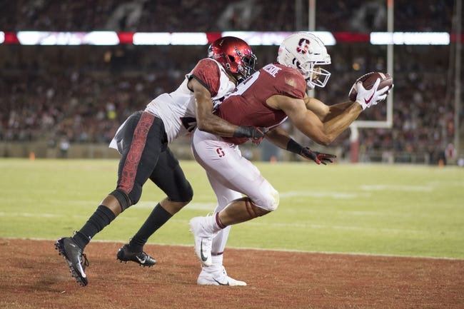 Washington vs. Stanford - 11/3/18 College Football Pick, Odds, and Prediction