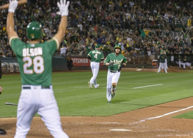 Oakland Athletics vs. Seattle Mariners - 9/1/18 MLB Pick, Odds, and Prediction
