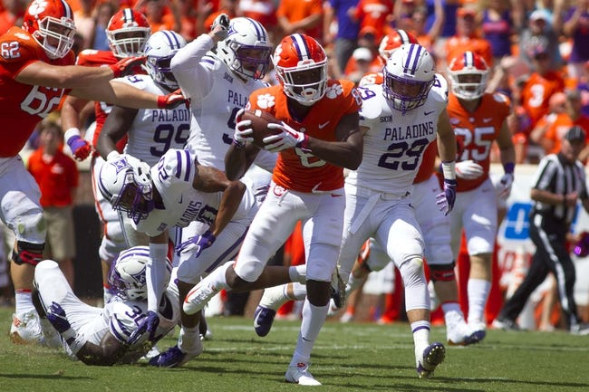 Texas A&M vs. Clemson - 9/8/18 College Football Pick, Odds, and Prediction