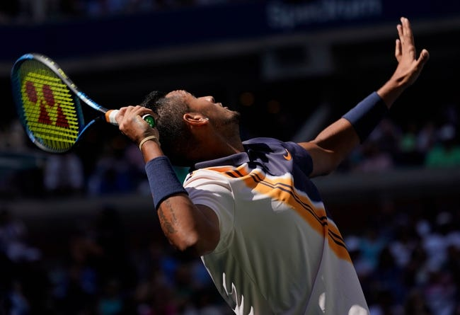 Tennis | Ryan Harrison vs Nick Kyrgios
