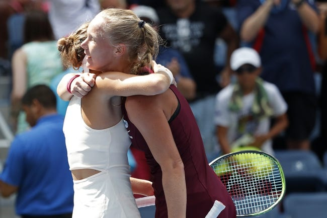 Tennis | Kiki Bertens vs. Donna Vekic