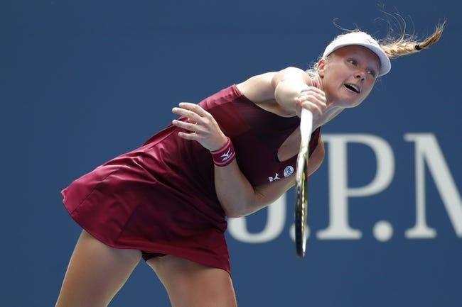 Kiki Bertens vs Maria Sakkari 2018 Korea Open Tennis Pick, Preview, Odds, Predictions