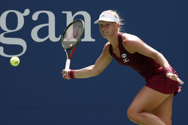 Tennis | Evgeniya Rodina vs Kiki Bertens