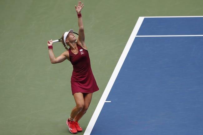 Tennis | Elise Mertens vs Kiki Bertens