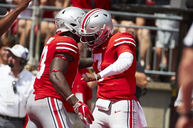 Ohio State vs. Rutgers - 9/8/18 College Football Pick, Odds, and Prediction