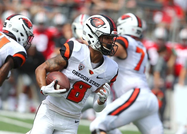 CFB | Oregon State Beavers (1-1) at Nevada Wolf Pack (1-1)