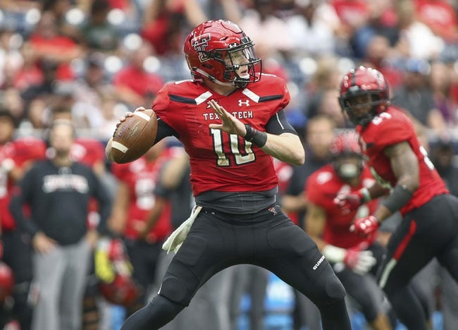 Texas Tech vs. Lamar - 9/8/18 College Football Pick, Odds, and Prediction