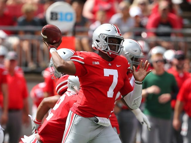 CFB | TCU Horned Frogs (2-0) at Ohio State Buckeyes (2-0)