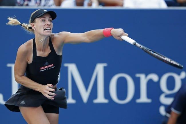 Tennis   Polona Hercog vs Angelique Kerber