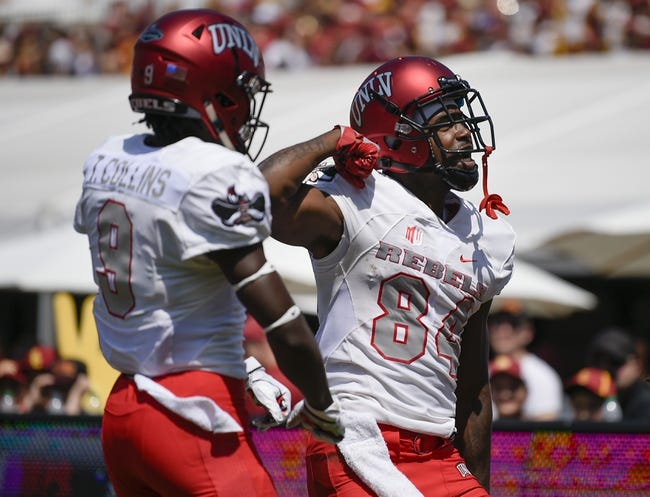 UNLV vs. Prairie View - 9/15/18 College Football Pick, Odds, and Prediction