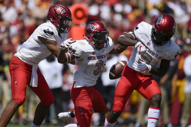 CFB | UNLV Rebels (2-1) at Arkansas State Red Wolves (2-1)