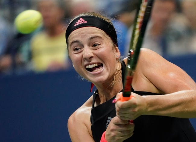 Jelena Ostapenko vs. Lara Arruabarrena-Vecino 2018 Korea Open Tennis Pick, Preview, Odds, Prediction