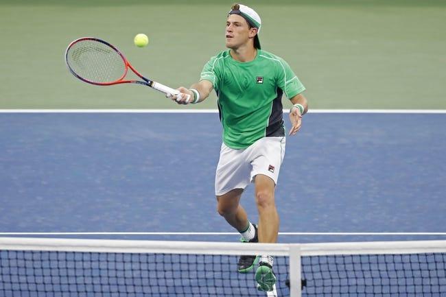 Tennis | Diego Schwartzman vs. Andreas Seppi