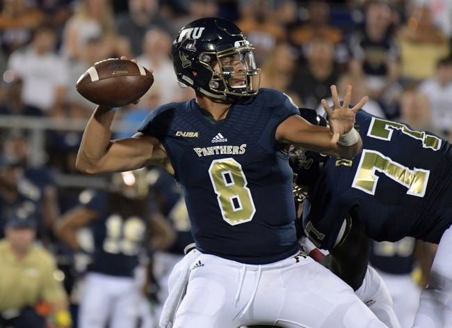 FIU vs. Massachusetts - 9/15/18 College Football Pick, Odds, and Prediction