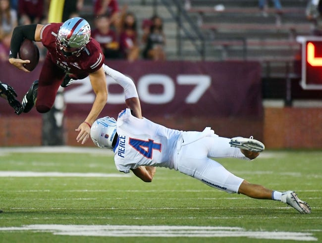 Troy vs. Florida A&M - 9/8/18 College Football Pick, Odds, and Prediction