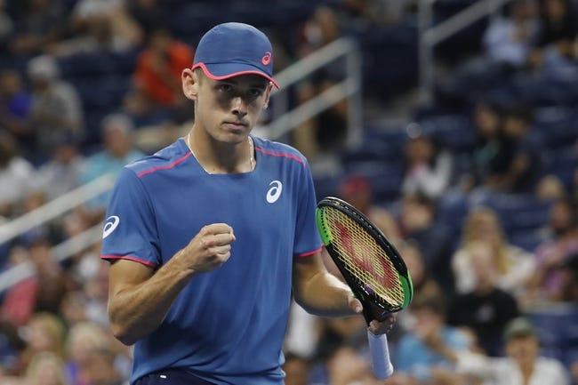 Tennis | Taylor Fritz vs. Alex De Minaur