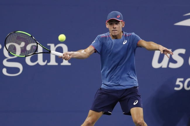Alex de Minaur vs Liam Caruana 2018 Next Gen ATP Finals Tennis Pick, Preview, Odds, Prediction