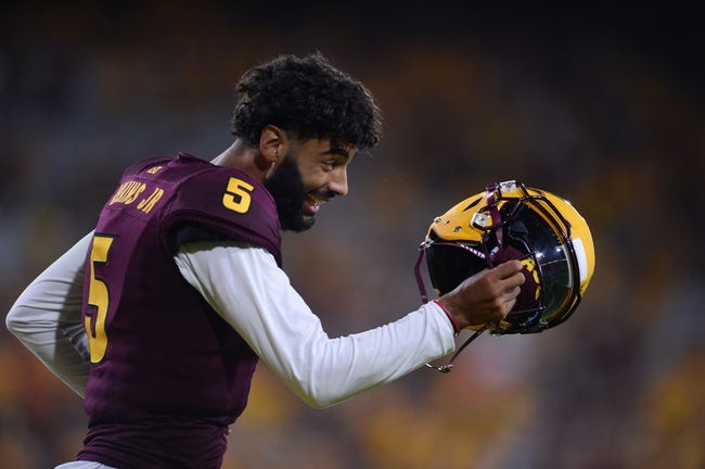 Michigan State at Arizona State - 9/8/18 College Football Pick, Odds, and Prediction