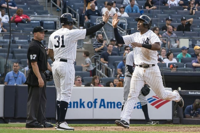MLB | New York Yankees (86-51) at Oakland Athletics (82-56)