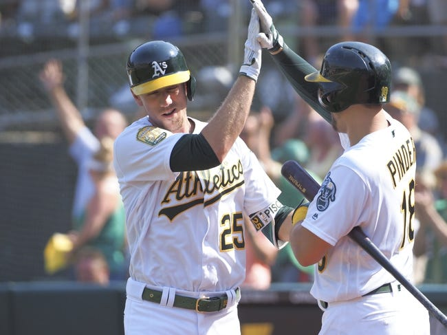 Seattle Mariners vs. Oakland Athletics - 9/24/18 MLB Pick, Odds, and Prediction
