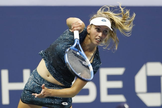 Julia Gorges vs Elise Mertens 2018 WTA Elite Trophy Tennis Pick, Preview, Odds, Prediction