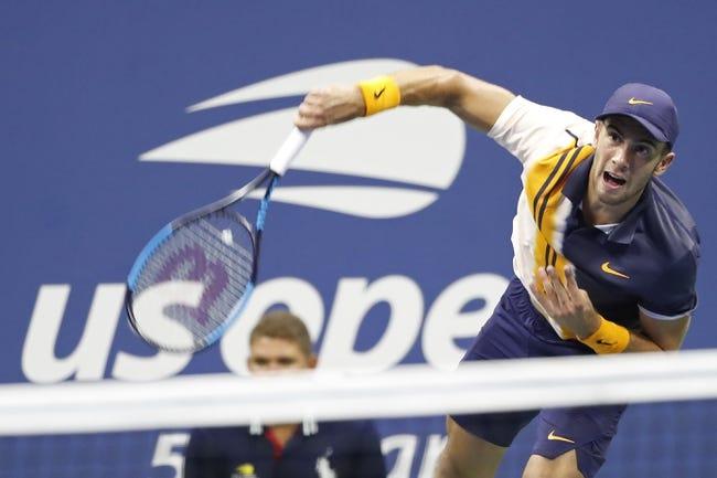 Kevin Anderson vs Borna Coric 2018 Vienna Open Tennis Pick, Preview, Odds, Prediction