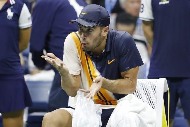 Tennis | Borna Coric vs Lucas Pouille