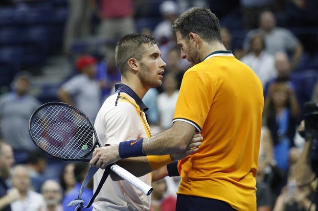 Borna Coric vs. Juan-Martin Del Potro 2018 Shanghai Masters Tennis Pick, Preview, Odds, Prediction