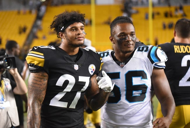 NFL | Carolina Panthers (6-2) at Pittsburgh Steelers (5-2-1)